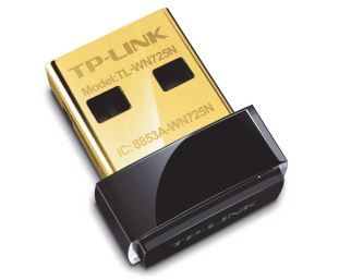 TP-LINK TL-WN725N Wireless-N Nano USB adapter