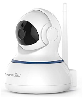 Wansview Q3S Wireless IP Camera