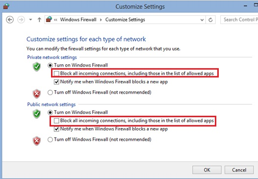 How to Enable Windows 8 Remote Desktop Feature