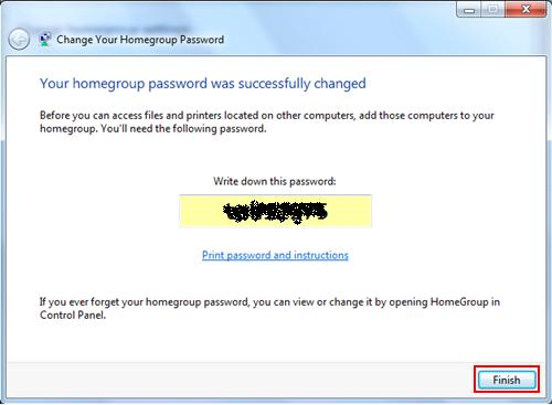 new homegroup password