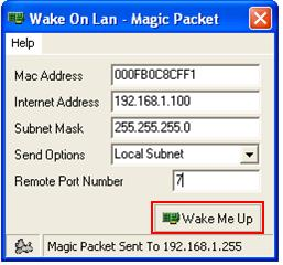 Wake on LAN: Quick Way to Power Up Computer Remotely