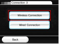 Wii Wireless Connection