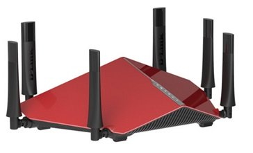 D-Link AC3200 Wireless Router