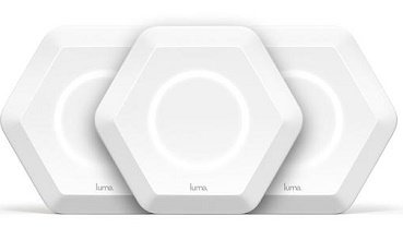 Luma WiFi System for whole home coverage