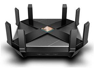 TP-Link Archer AX6000 8-Stream WiFi 6 Smart WiFi Router