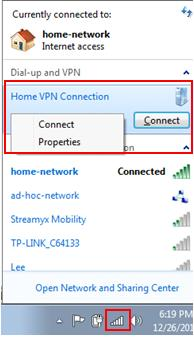 how to create a pptp vpn connection in windows 7