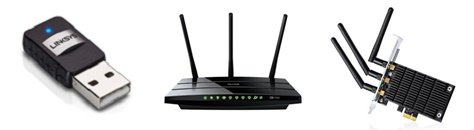 Wireless Router Network