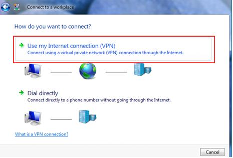 Use My Internet Connection VPN