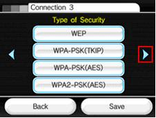 Wii Type of Security