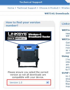 Wireless Router Firmware Download