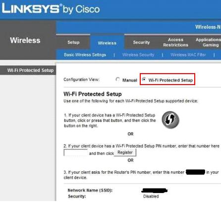 What is WPS (Wi-Fi Protected S...